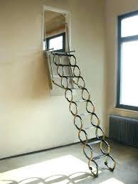 vertical attic ladder u2013 boothify me