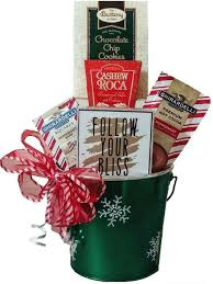 Holiday Gift Baskets Cocoa U0026 Cookie Inspirations Holiday Gift Baskets Personal
