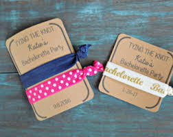 The Knot Favors by Tying The Knot Etsy