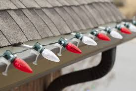 how to hang lights on house pleasant idea how to install christmas lights on roof house roofline