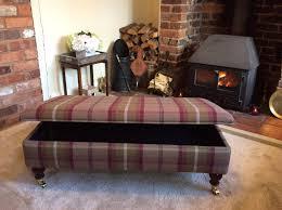 10 best handmade footstools images on pinterest upholstery