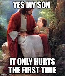 Ghetto Funny Memes - jesus imgflip