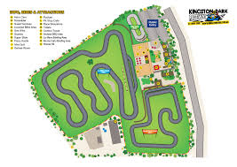 Monte Carlo Map Go Kart Track Map U2013 3 Tracks U2013 Kingston Park Raceway