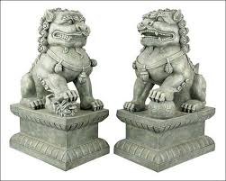 japanese guard dog statues nio guardians symbols of presence in the japanese culture