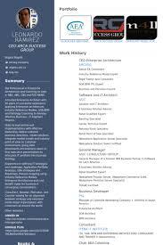 web architect resume enterprise architect resume samples visualcv resume samples database