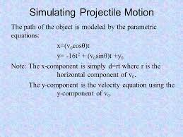 projectile motion worksheet pre calculus pre calculus projectile