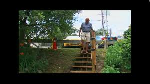 What Rolls Down Stairs by Toronto Says Steps Will Cost 65 000 150 000 Man Builds Them For