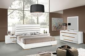 Bedroom Ideas Rose Gold Nova Domus Juliet Italian Modern White Amp Rosegold Dresser