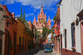 the san miguel de allende city photos and hotels kudoybook