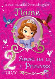sofia the first birthday princess funky pigeon
