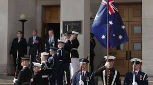 Why Is The Australian Flag Important Caught Between China And Us What Australia Has To Fear From A