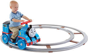 Amazon Power Wheels Thomas U0026 Friends Thomas Train Track