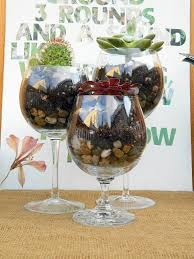 Wine Glass Decorating Ideas 9 Amazing Decoration Ideas Using Wine Glasses