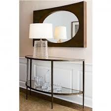 Demilune Console Table Console Glass Table Foter