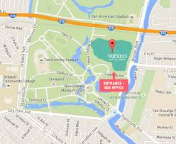 Map Of Areas To Avoid In New Orleans by Information U2013 Voodoo Music Arts Experience