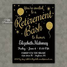 retirement invitations retirement invitations cloveranddot