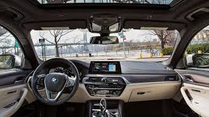 bmw 5 series dashboard screendrive the 2017 bmw 5 series emphasizes design over