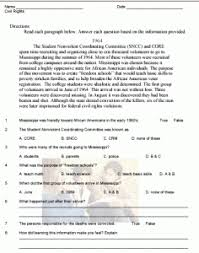 3rd grade reading comprehension worksheets multiple choice free