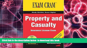 free download property and casualty insurance license exam cram