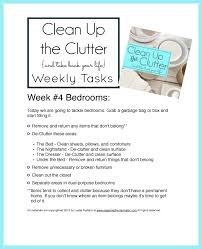 How To Have A Clean Bedroom Clean Up The Clutter In Bedrooms And Bathrooms