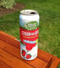 Bud Light Alcohol Content Yes We Did Bud Light Straw Ber Rita Investigated Guys