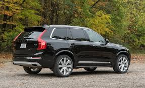 volvo xc90 2017 volvo xc90 in depth model review car and driver