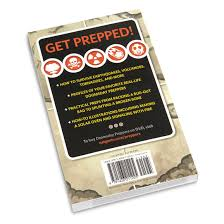national geographic preparedness book guides 2 pack 697120