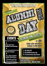 bowie state alumni day