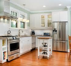 modern chic kitchen designs homes abc