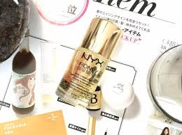 Serum Nyx nyx honey dew me up serum primer review bliss no 9