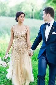 gold wedding dress best 25 gold wedding gowns ideas on gold wedding