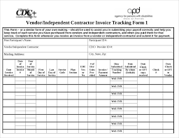 aging report template vendor invoice tracking template track accounts receivable with