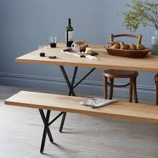 the best size and shape for a dining table u0026 7 we love