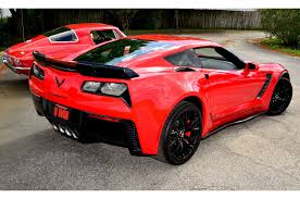 chevy supercar 2015 chevrolet chevy corvette z06 muscle super car red usa