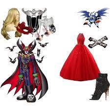 Digimon Halloween Costume Digimon Myotismon Genderbender Polyvore