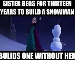 Funny Frozen Memes - frozen memes funny jokes about disney animated movie meanie elsa
