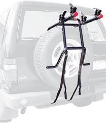 tire rack black friday amazon com allen sports deluxe 3 bike spare tire mount rack