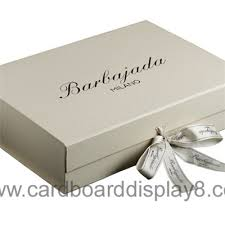 gift box with ribbon high quality luxury custom paper gift box with ribbon other