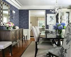 Wallpaper Designs For Dining Room by Dining Room Wallpaper Houzz