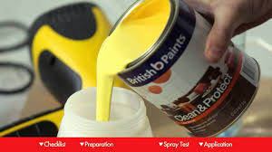 can you use a paint sprayer to paint kitchen cabinets how to use paint sprayers diy at bunnings