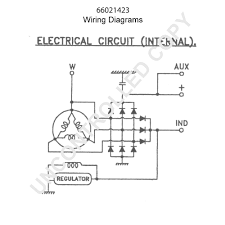 external regulator alternator wiring diagram saleexpert me within