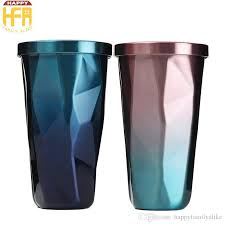 cool cups 500ml stainless steel water cup vacuum coffee cups portable cool