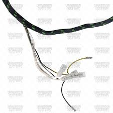 triumph genuine lucas wiring harness 1969 1970 t120 wires