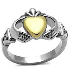inspirational rings inspirational rings blue steel jewelry featuring stainless