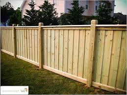 Backyard Fences Ideas Privacy Wood Fence Warm Best 25 Wood Privacy Fence Ideas On