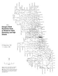 Gangs Chicago Map by Prrac