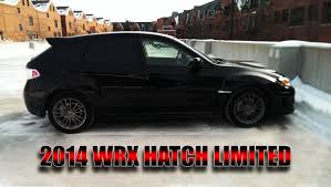 subaru wrx hatchback modified 2014 subaru wrx hatchback limited review youtube