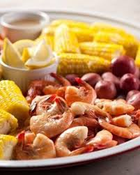 Seafood Recipes For Entertaining Martha by One Pot Shrimp Boil With Corn And Potatoes Recipe Martha