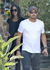 megan fox and brian austin green out in malibu july 2016