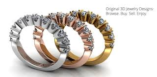 3d printed gold jewellery win 3d printed gold ring via jewelrythis 3d printing industry